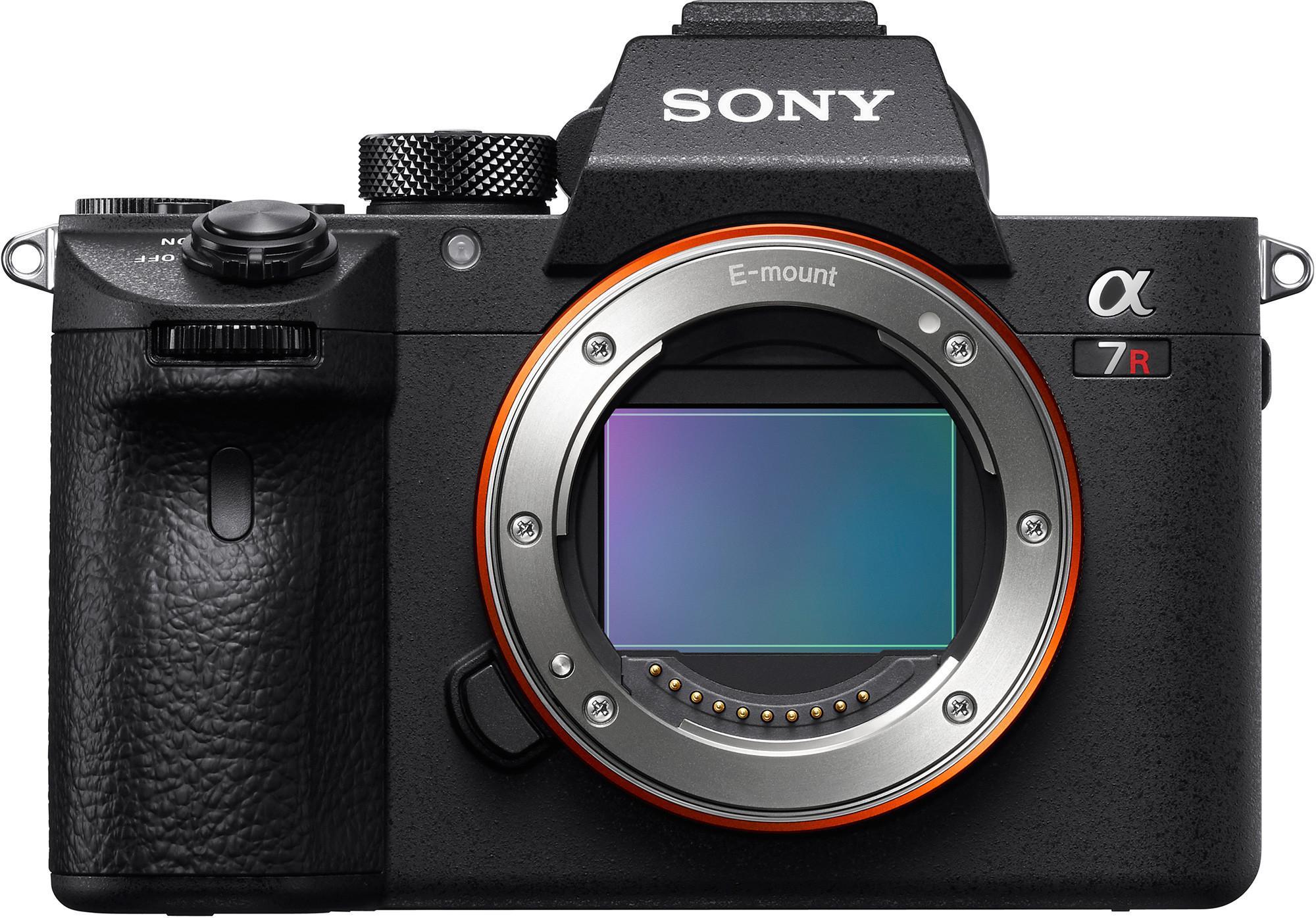Sony EDU Members: Sony a7R IV Mirrorless Camera (Body Only)