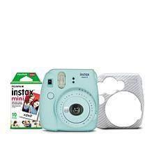 New HSN Customers: Fuji Instax Mini 9 Instant Film Camera w/ Film