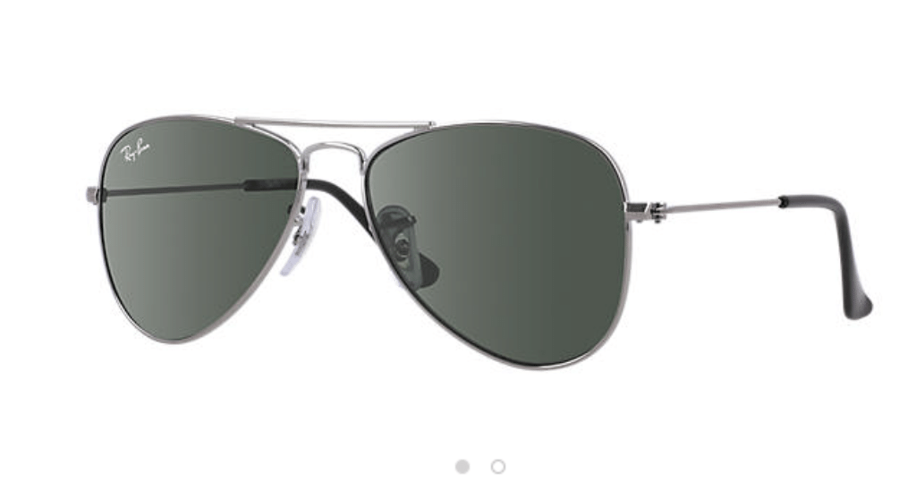 Ray-Ban: Up to 50% Off Select Sunglasses: Classic $64, Junior Aviator