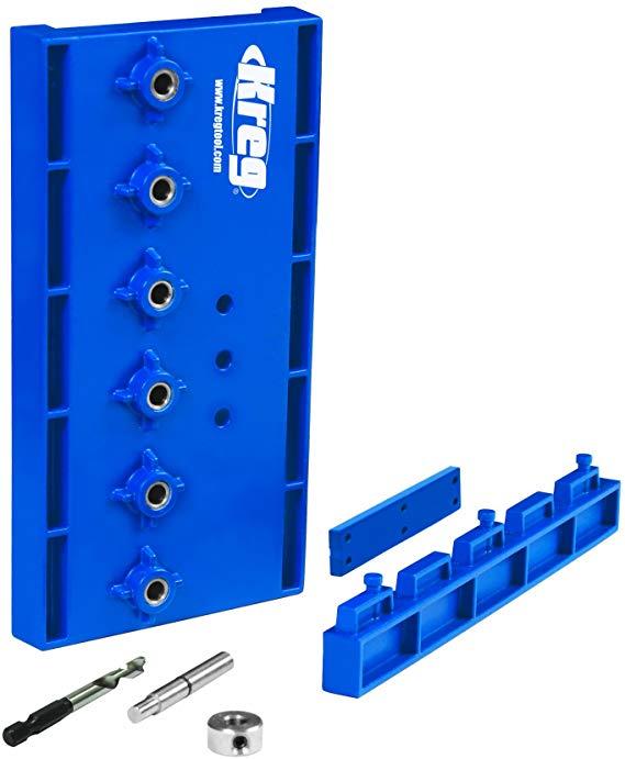 KREG KMA3220 5mm Shelf Pin Drilling Jig