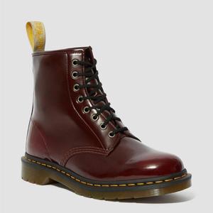 小降!Dr. Martens 1460经典女款马丁靴樱桃红色