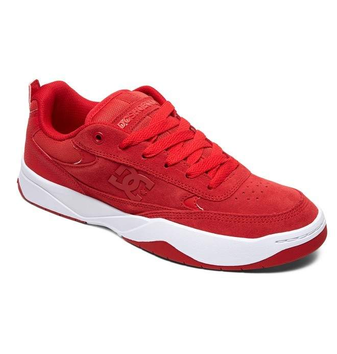 DC Shoes Extra 40% off Sale Styles: Men's DC Slider Sandals $13, Men's Tees from $5.39, Men's E.Tribeka S Skate Shoes $21.60, DC Penza Shoes $28 + Free Shipping