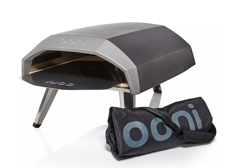 Ooni Koda Portable Gas Powered Outdoor Pizza Oven Bundle