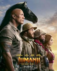 Fandango: 2 Movie Tickets for Jumanji: The Next Level