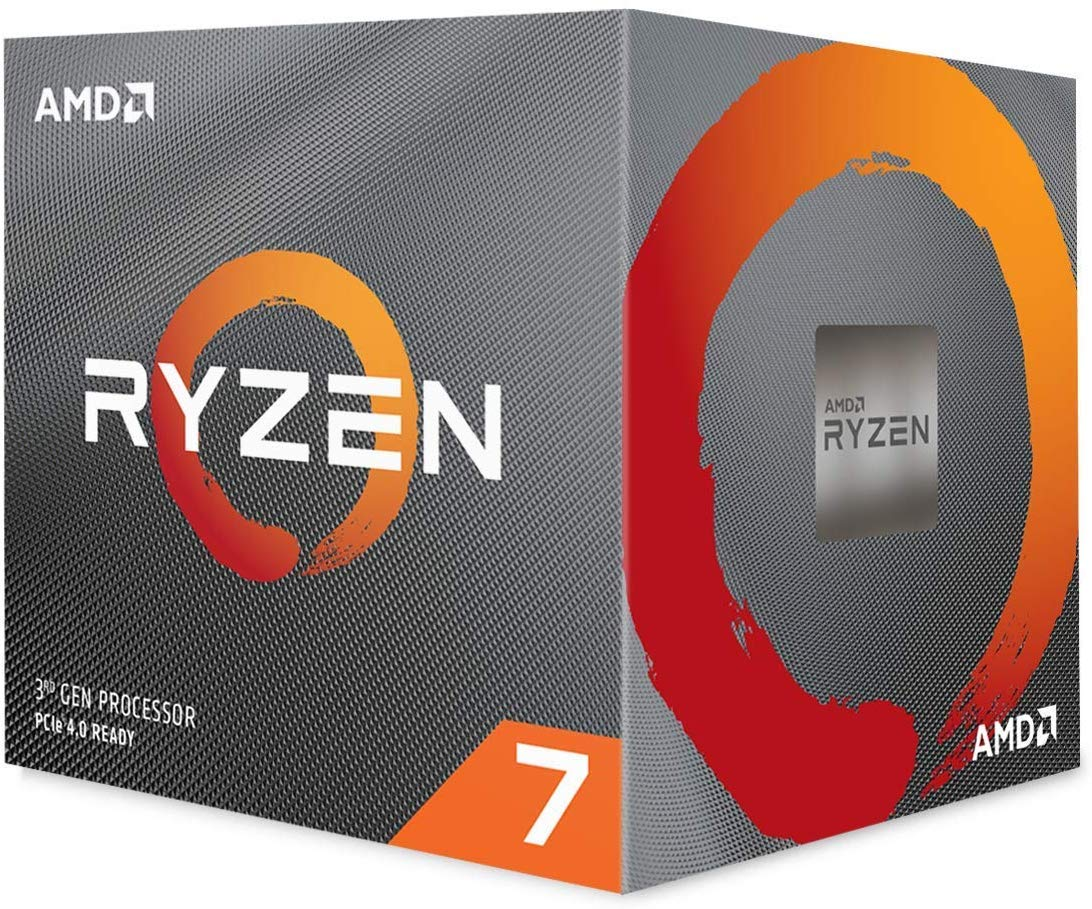 AMD Ryzen 7 3700X Processor + PCDD Game + 3-Month Xbox Game Pass for PC