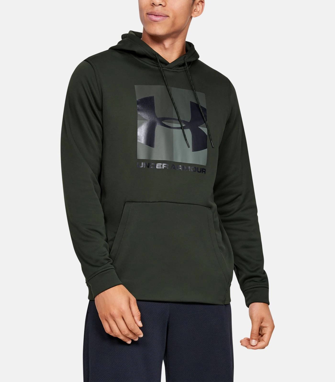 Under Armour Outlet: Extra 25% Off $75+: Men's Armour Fleece Graphic Hoodie
