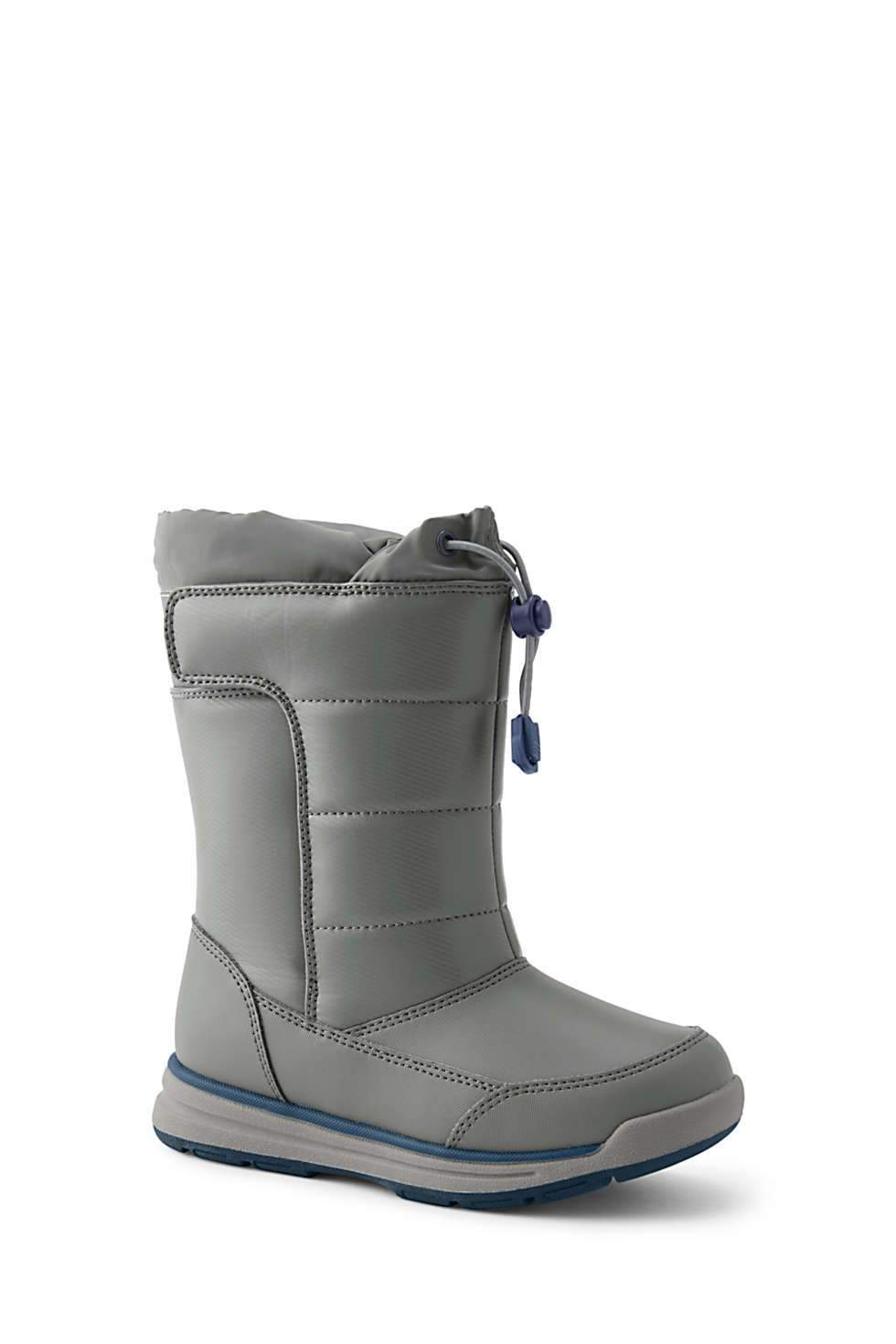 Lands' End Kids' Snow Flurry Winter Boots