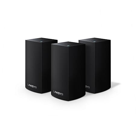 Sam's Club Members : Linksys Velop Intelligent Mesh WiFi System, 3-Pack Black (AC3600), $149.98, Free shipping for PLUS members