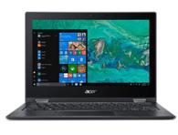 "Acer Spin 1 11.6"" 2-in-1 Laptop: Pentium Silver N5000, 4GB DDR4, 64GB eMMC"