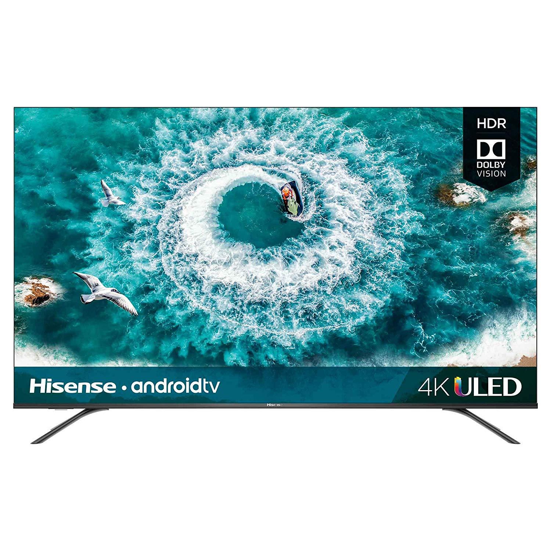 "BJ's Wholesale Members: 50"" Hisense 50H8F 4K Ultra HD HDR Android Smart TV"
