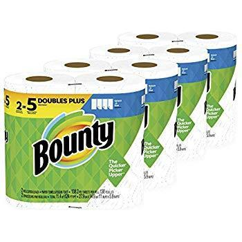 24-Ct Bounty Select-A-Size Doubles Plus Rolls Paper Towels