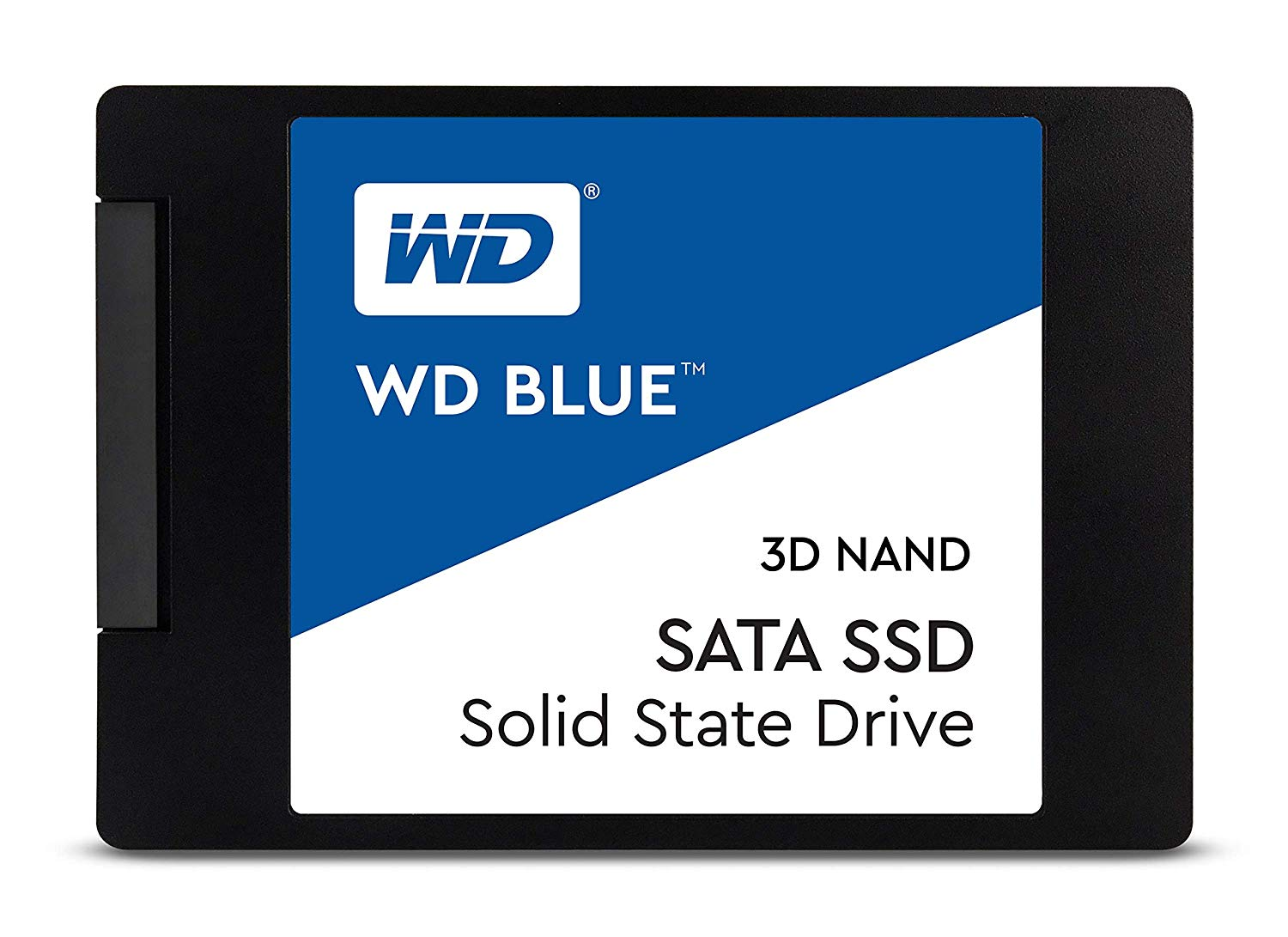 "Prime Cardholders: 1TB WD Blue 3D NAND 2.5"" Solid State Drive + 15% Back"