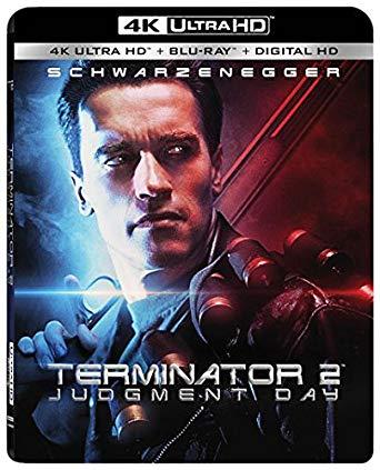 Terminator 2: Judgment Day (4K + Blu-ray + Digital)