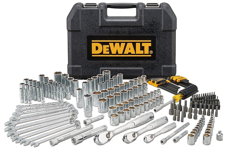 205-Piece DeWALT Mechanics Tool Set (DWMT81534)