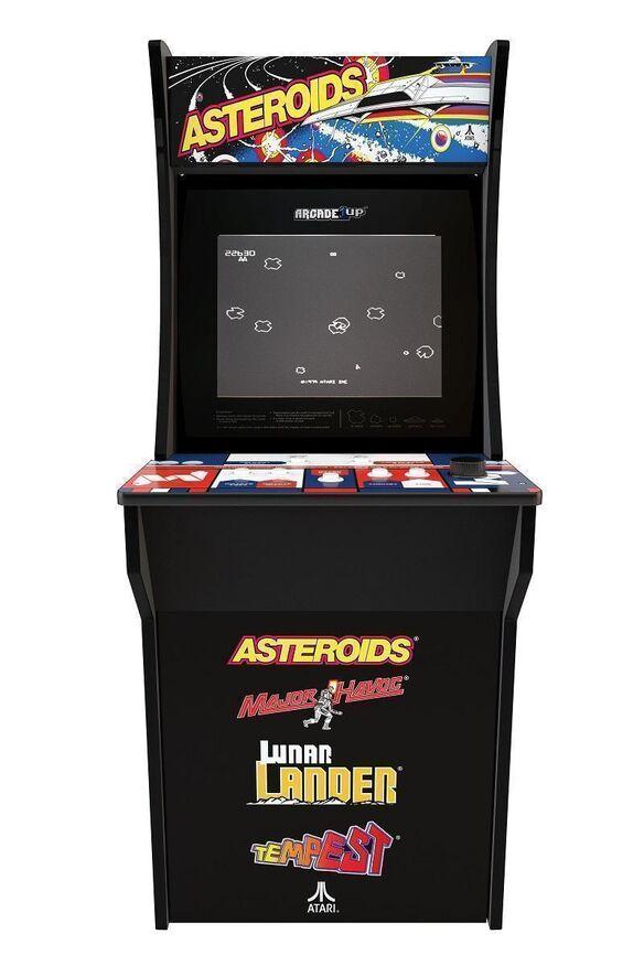 Arcade1Up Asteroids Arcade Cabinet