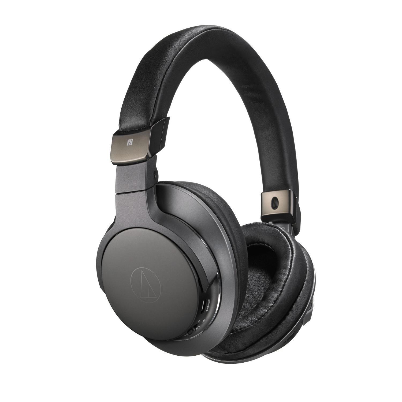Audio-Technica ATH-SR6BTBK Bluetooth Over-Ear Headphones (Refurb)