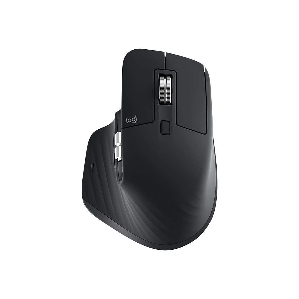 Logitech: MX Master 3 Wireless Laser Mouse or MX Keys Advanced Wireless Keyboard