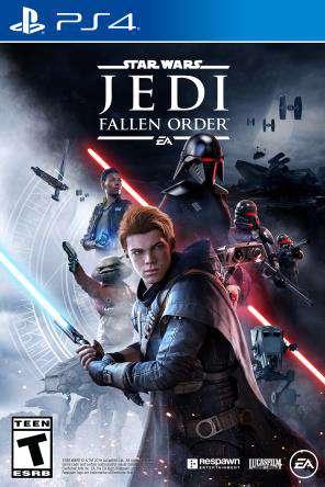Star Wars Jedi: Fallen Order PS4 Today Only 12/12/19 $34.99 - Redbox