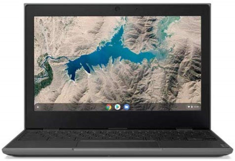 "Lenovo 100e 11.6"" Chromebook: 1366x768 TN, MT8173C, 4GB RAM, 16GB Storage"