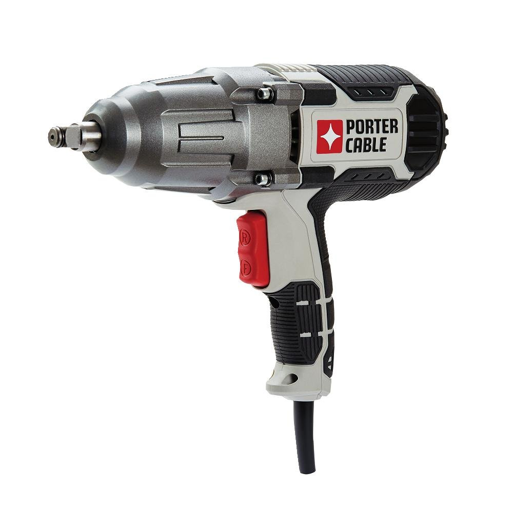 PORTER-CABLE Impact Wrench, 7.5-Amp, 1/2-Inch (PCE211) - $65 @ Amazon $64.99