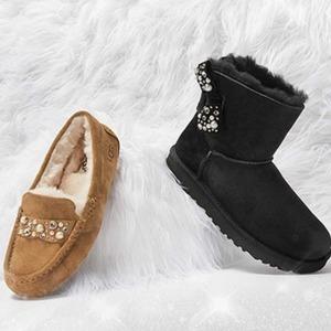 UGG Australia官网现有精选雪地靴低至7折+额外8折促销