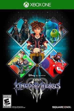 Redbox Games: Kingdom Hearts III (XB1/PS4) for $14.99/$11.99