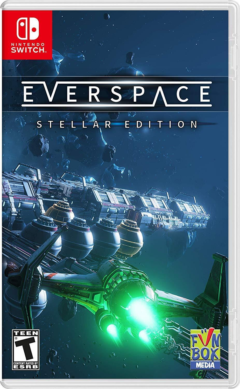 Everspace Stellar Edition (Nintendo Switch, PS4 or Xbox One)