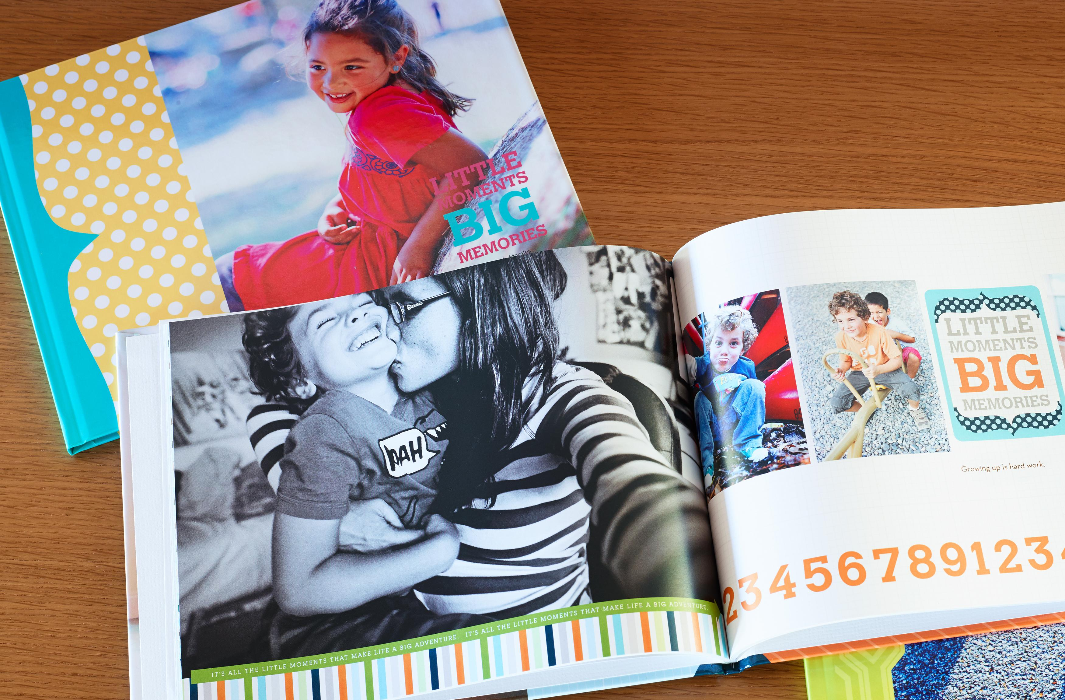 """20-Page Shutterfly 8""""x8"""" Hardcover Photo Book"""