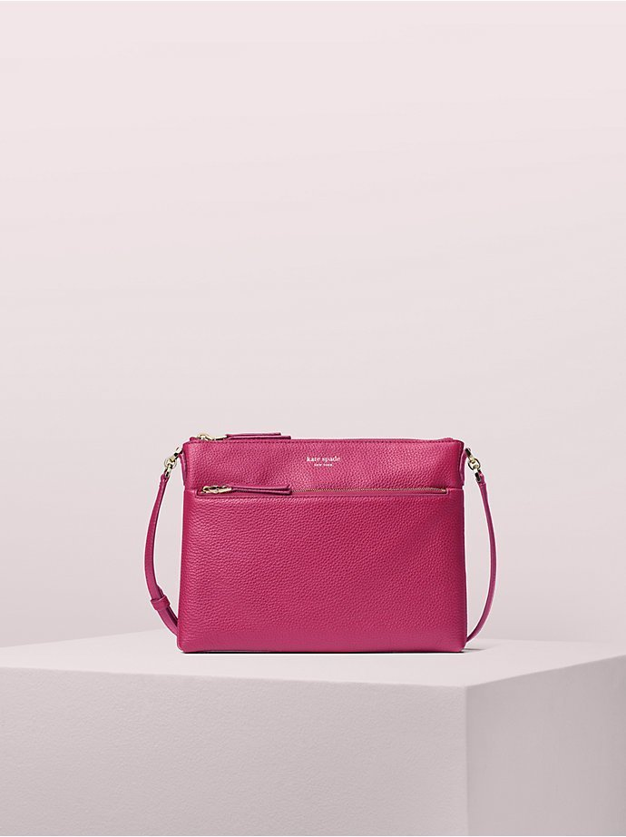 Kate Spade: Molly Large Tote $80, Polly Medium Crossbody