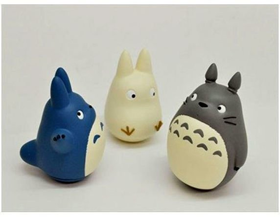 Ensky My Neighbor Totoro Tilting Figure Collection