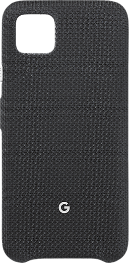 Google Pixel 4 / 4 XL Fabric Case (Just Black or Sorta Smokey)
