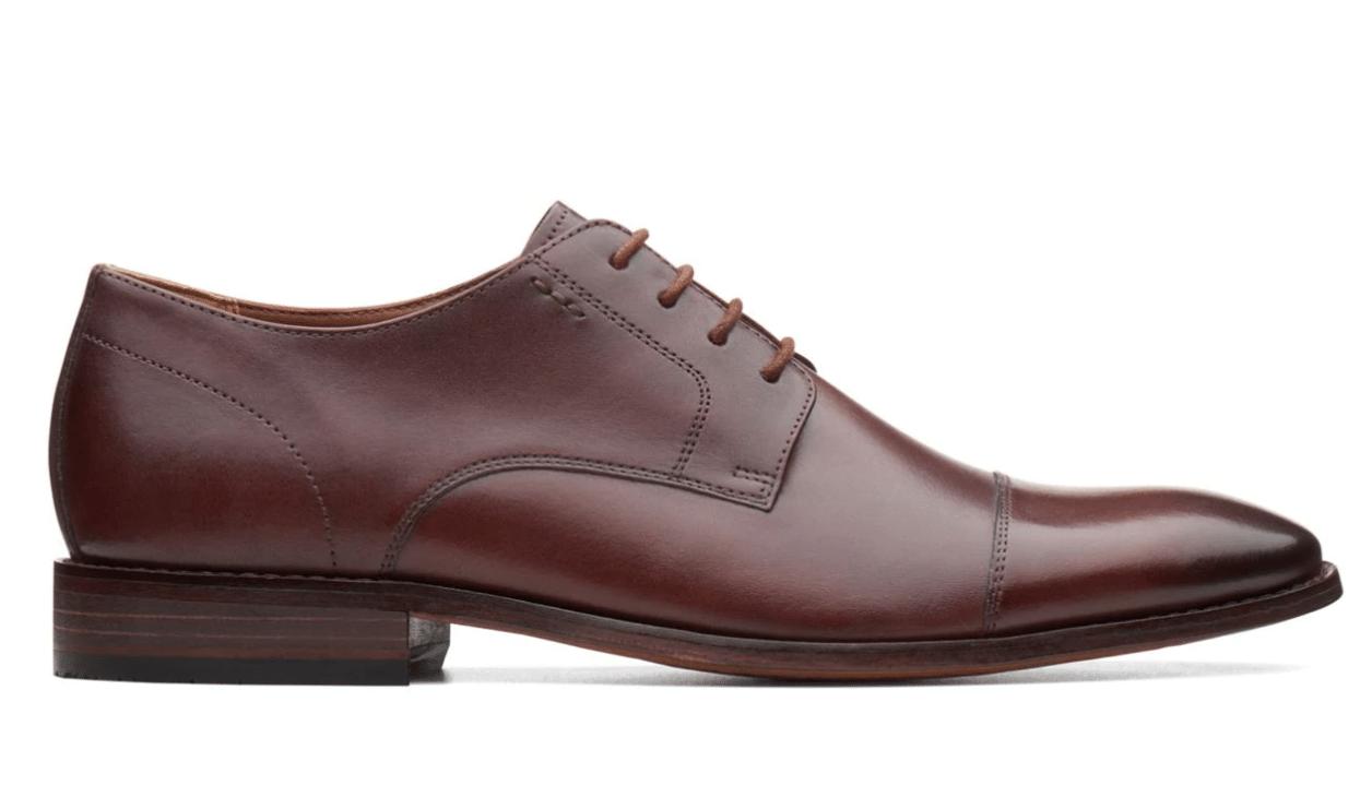 Clarks Men's Nantasket Cap or Nantasket Monk Shoes