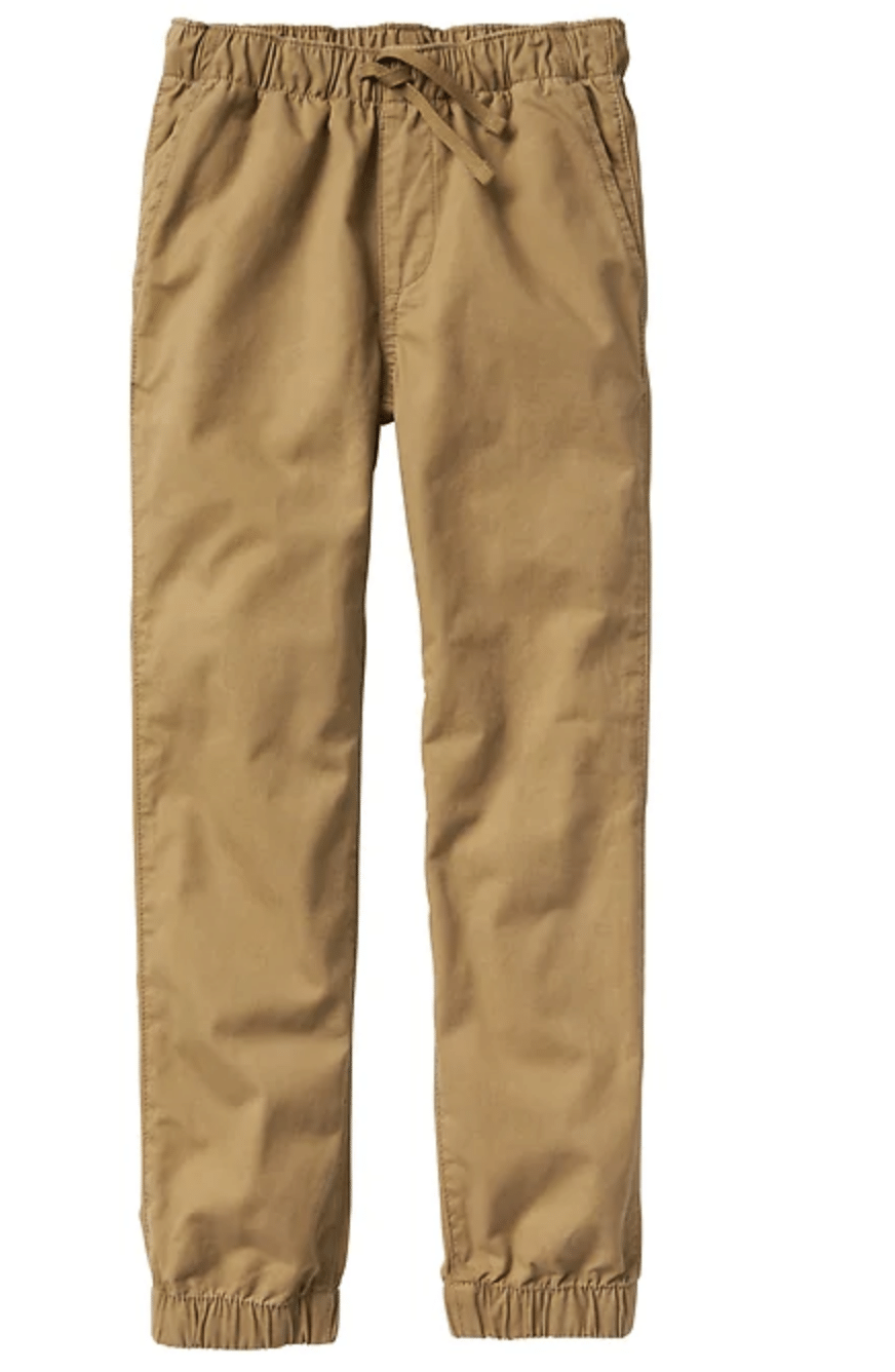 Gap Factory: Extra 50% Off Select Boys Apparel: Canvas Joggers or Knit Joggers