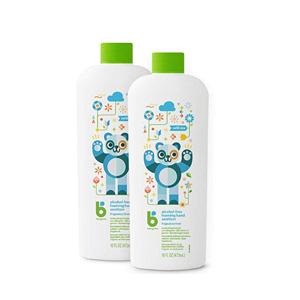 BabyGanics甘尼克宝贝 泡沫洗手液 无香型 473ml*2瓶装