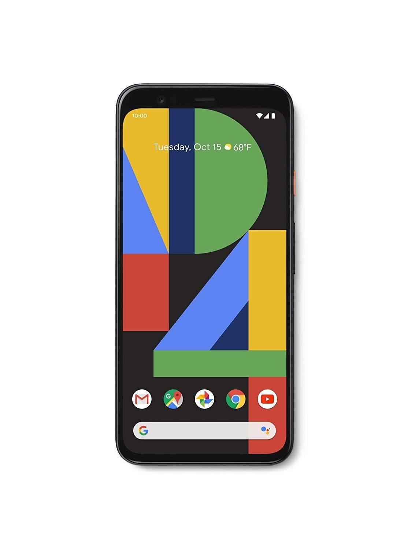 64GB Google Pixel 4 Unlocked Smartphone