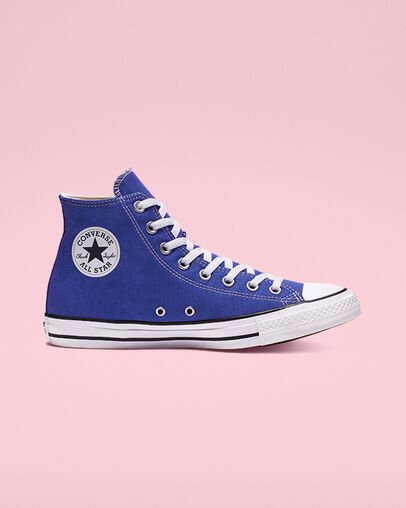 Converse Chuck Taylor All Star Seasonal Color High or Low Top Sneakers