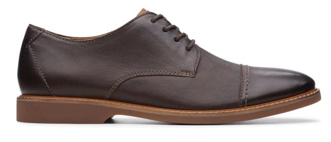 Clarks Men's Shoes: Vargo Plain or Atticus Cap, Vibe or Lace