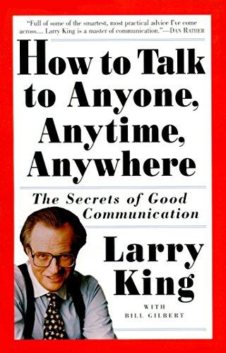 职场宝典《How to Talk to Anyone, Anytime, Anywhere》