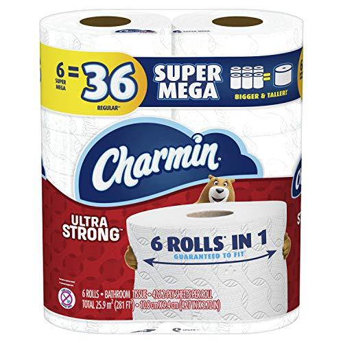 Charmin 强韧超柔双层卫生纸