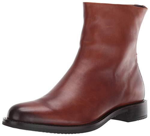 ECCO 女式真皮短靴
