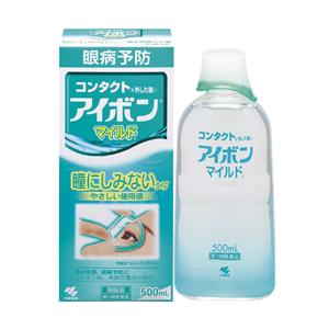 KOBAYASHI小林制药 角膜保护洗眼液 500ml