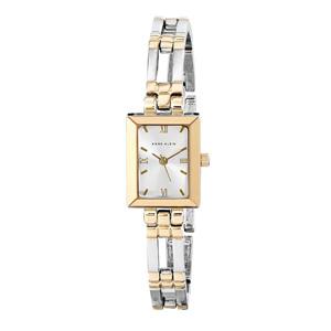 新低!Anne Klein安妮·克莱因 女士104899SVTT 双色正装手表
