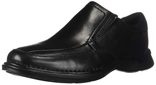 Clarks 舒适全粒面真皮乐福鞋