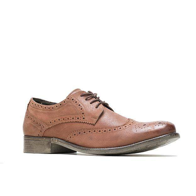 Hush Puppies Men's Zack Leather Oxford Shoes (various colors)
