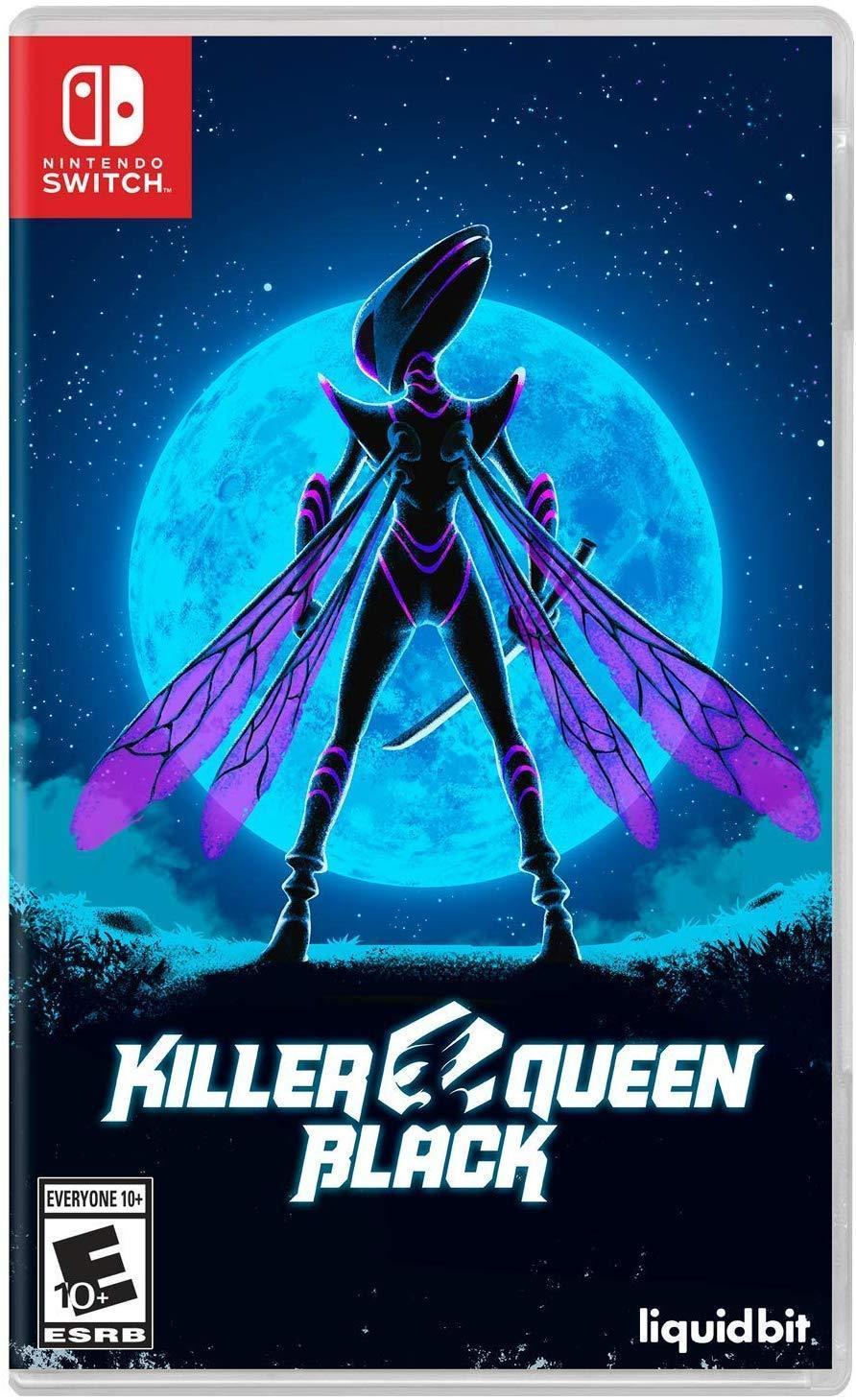 Killer Queen Black (Pre-Owned Nintendo Switch)
