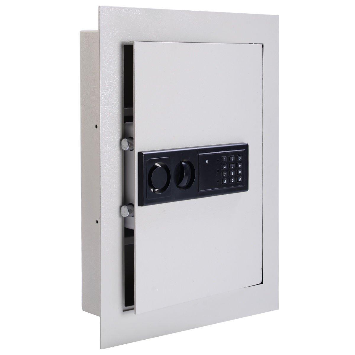 Digital Flat Recessed Wall Safe Security Safe