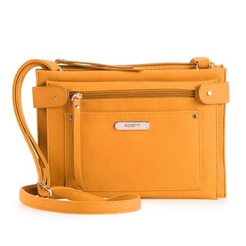 Kohl's Cardholders: Rosetti Zuma Triple Entry Crossbody Bag