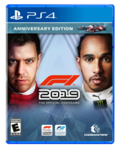 F1 2019 Anniversary Edition (PS4 or Xbox One)