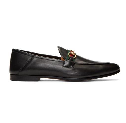 Gucci男士乐福鞋