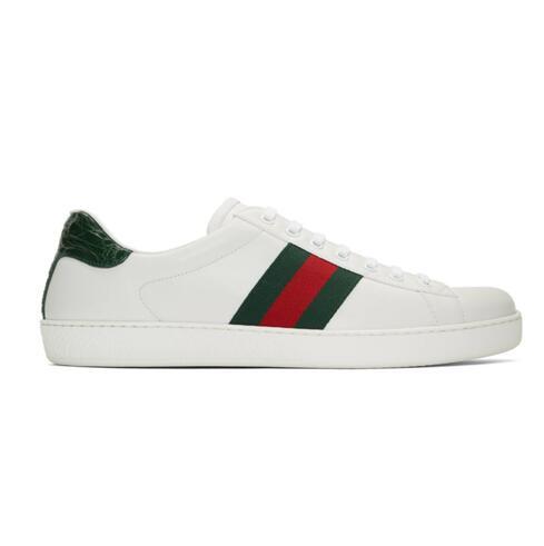 Gucci Off-White Ace小白鞋